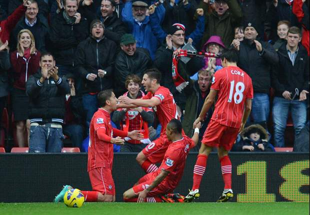 Southampton 2-0 Newcastle: Lallana & Ramirez on target to secure second straight win