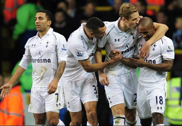 Tottenham 3-1 West Ham: Defoe at the double to torment former club