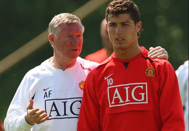 Sir Alex Ferguson would love to see Cristiano Ronaldo back at Manchester United