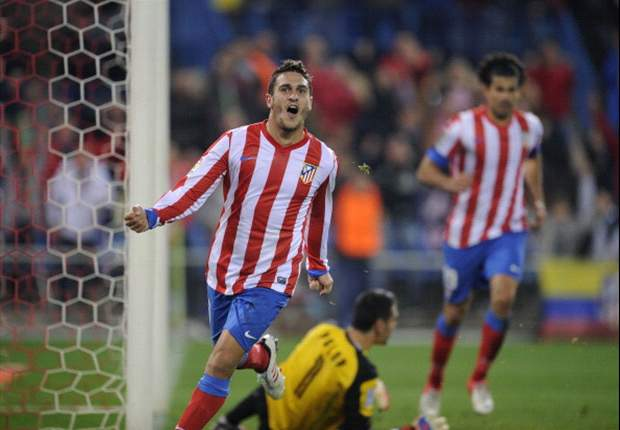 REVIEW La Liga Spanyol: Atletico Madrid Pesta Gol, Espanyol Makin Terpuruk