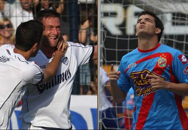 Quilmes quiere cortar la racha ante el campeón