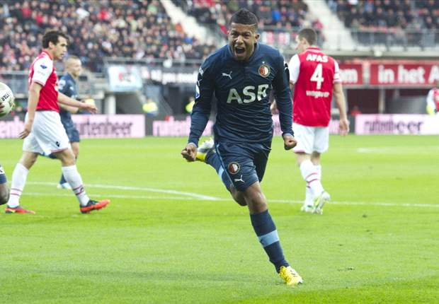 Feyenoord Perpanjang Kontrak Tonny Trindade De Vilhena