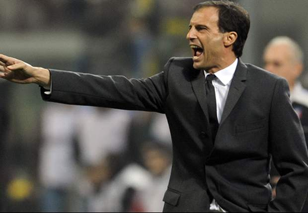 Allegri: AC Milan penalty undeserved