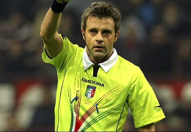 Napoli-Juventus, il totoarbitri va ormai in una sola direzione: quella di Rizzoli, l'arbitro d'area di Pechino...