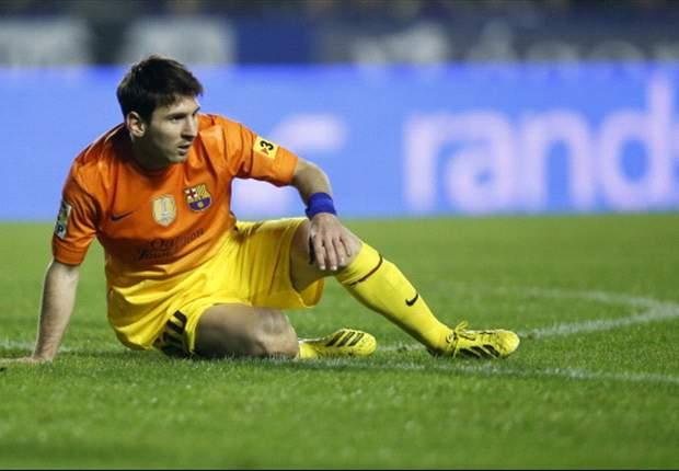 Platini diz que Messi tem todas as condições para ganhar o Bola de Ouro