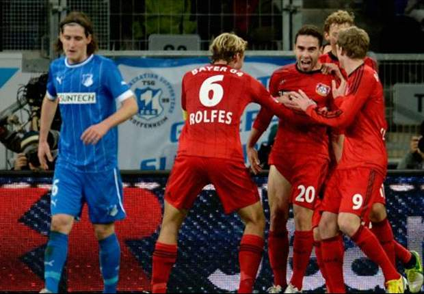 Dani Carvajal y Joselu Mato, dos ex Real Madrid, frente a frente en el Bayer Leverkusen-Hoffenheim