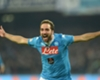Napoli 2-1 Inter: Higuain at the double as hosts go top
