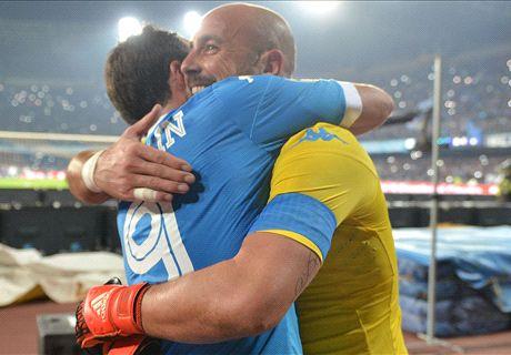 Napoli-Inter show: Higuain vale il 1° posto
