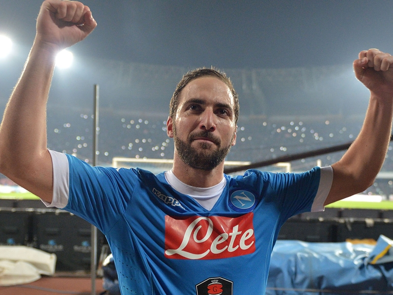 Lippi: Higuain as decisive for Napoli as Messi for Barcelona