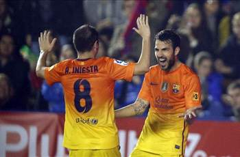 Iniesta warns Barcelona has not won La Liga yet