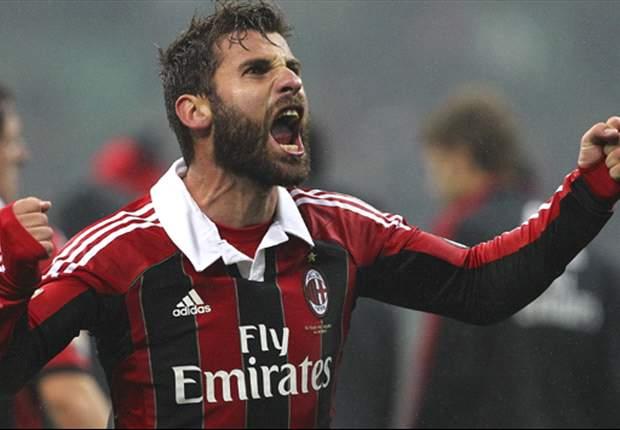 """Non è un piccolo Milan, Nocerino contro tutti: """"Possiamo fare molta strada. Senza Champions questo club non esiste, dopo 2 goal non sono tornato... Pelè!"""""""