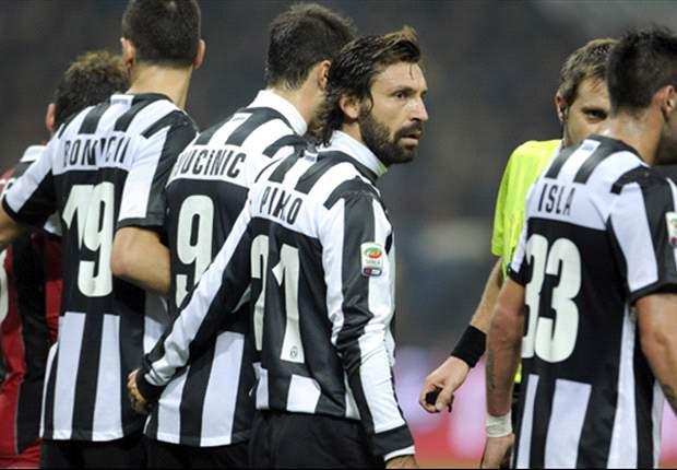 Pirlo: Juventus have missed Conte