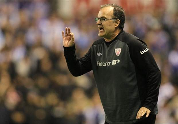 Bielsa blames 'lack of leadership' for Athletic Bilbao defeat