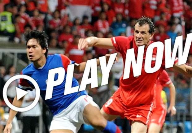 Play Now : ไฮไลท์ AFF Suzuki Cup นัดที่ 1