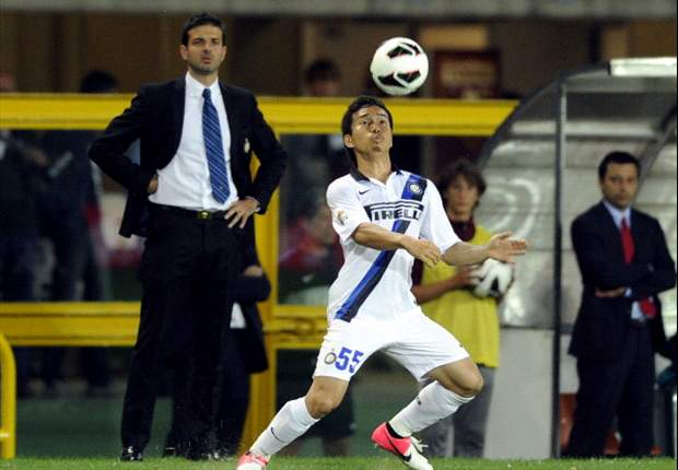 Stramaccioni full of praise for Nagatomo