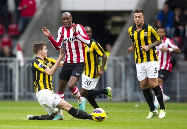 """Janssen: """"Geslaagd voor test tegen PSV"""""""