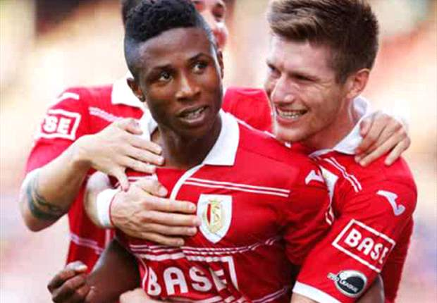 The superb form of Nigerian youngster, Imoh Ezekiel continues in Belgium