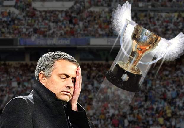 José Mourinho y una Liga que se va volando