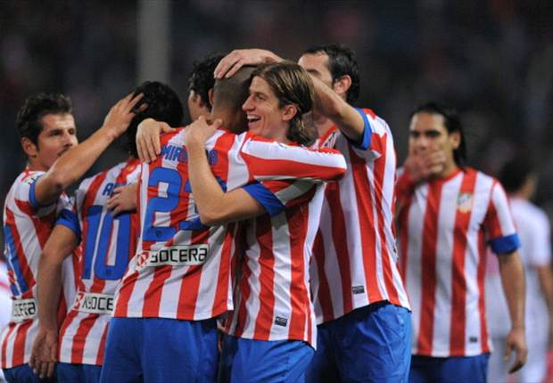 Atletico Madrid Ingin Hentikan Dominasi Real Madrid-Barcelona