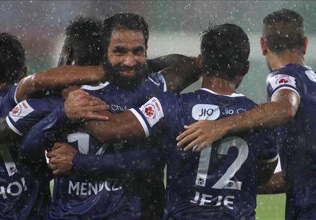Chennai end Mumbai's semis hope