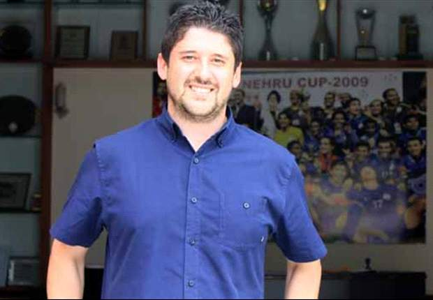 Pailan Arrows coach Arthur Papas praises East Bengal's ability to grind out results
