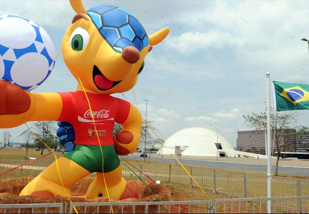 FIFA names Brazil World Cup 2014 mascot 'Fuleco'