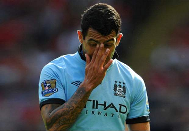 TEAM NEWS: Balotelli preferred to Tevez in Manchester City starting XI to face Wigan