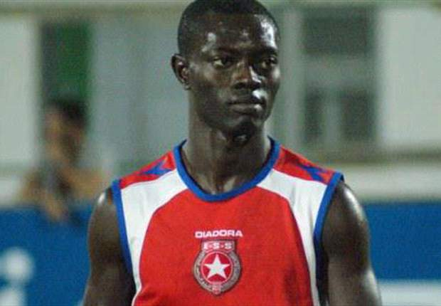 Uriah Asante says he wants to win titles with Etoile Sportive du Sahel