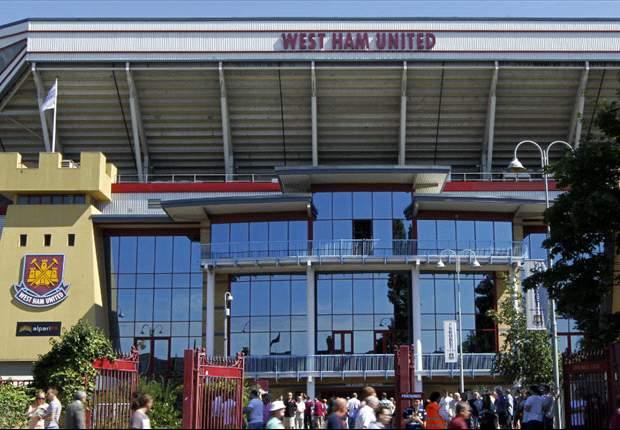 West Ham United Skors Satu Pendukung