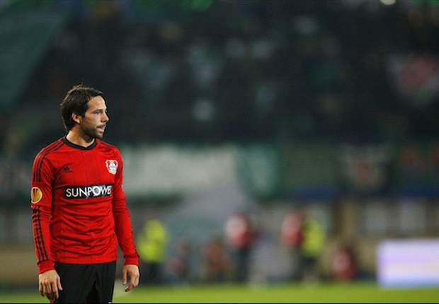 Bayer Leverkusen: Gonzalo Castro blüht im Mittelfeld auf