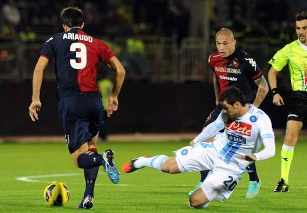 ITA - Naples reprend de la hauteur