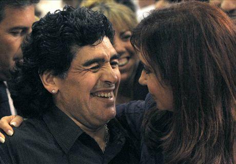 De Diego para Cristina