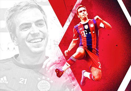 Meet Goal exclusive columnist Philipp Lahm