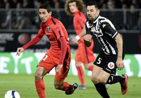 Angers-PSG, direct commenté et statistiques live
