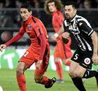 Le PSG cale à Angers