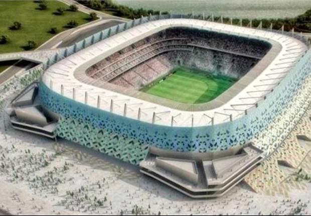 WM 2014 Stadionprofil: Arena Pernambuco