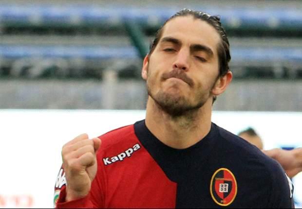 El argentino Joaquín Larrivey jugará en Atlante