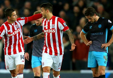REPORT: Stoke 2-0 Sheff Wed