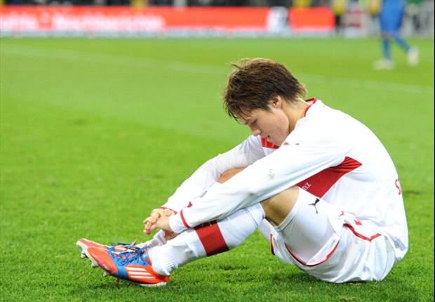 Drei Spiele muss Gotoku Sakai nach seinem Rot gegen Schalke zuschauen