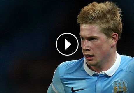 Silva & De Bruyne: City's deadly duo