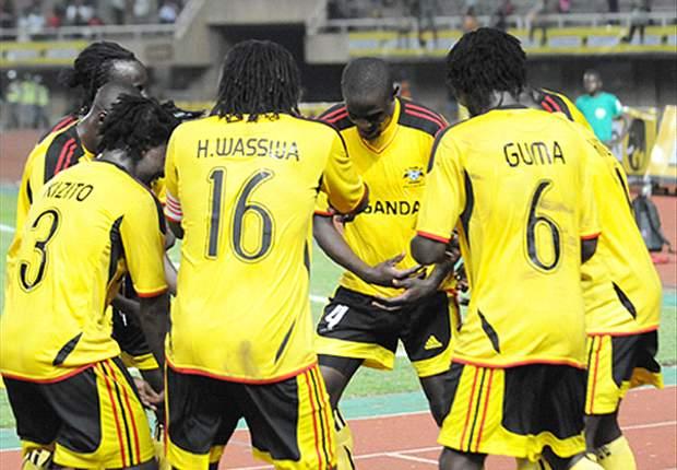 CECAFA 2012: Uganda 1-0 Ethiopia: The Cranes hit Black Lions to reach last eight