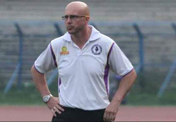 Eelco Schattorie believes his team are set for a top three finish in the I-League (AIFF)