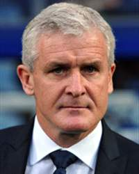Mark Hughes Player Profile