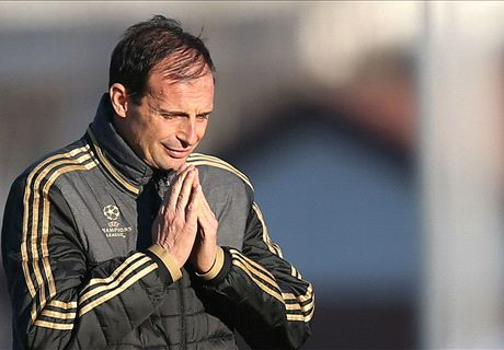 Allegri dismisses Chelsea rumours