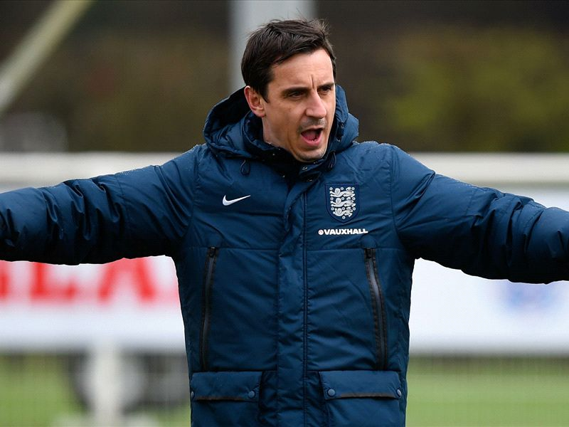 BREAKING NEWS: Gary Neville takes charge of Valencia