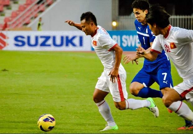 Nike Match Report - Vietnam 0-1 Philippines: Azkals smash and grab in Bangkok