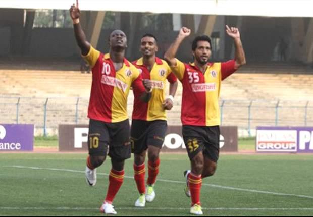 East Bengal 1-0 Salgaocar FC: Chidi's goal keeps Morgan's men on top of the I-League