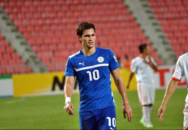 Azkals' Phil Younghusband: I would be happy with a clean sheet and a win
