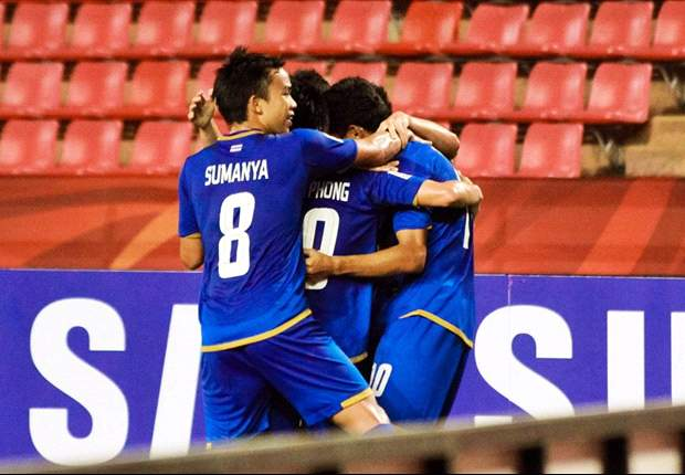 Nike Match Report: พม่า 0 - 4 ไทย แฮททริค ฮีโร่!!