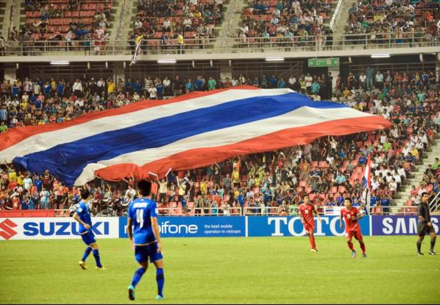 Match Facts: Myanmar 0-4 Thailand